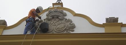 Especialistas Verticales Alto Nivel - Empresas de construcción en Sevilla