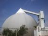 Impermeabilización cúpula