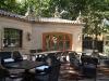 Fachada piscina bar Hotel Alfonso XIII