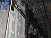 Ignofugado vigas y pintado Teatro Almonte