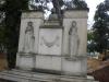 Restauración estatua de Castelar Jardines Cristina