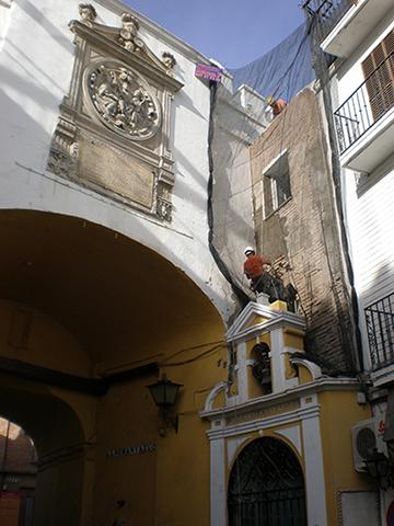 Especialistas Verticales Alto Nivel - Empresa pintura Sevilla